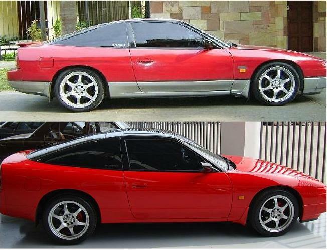 autos antes despues
