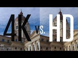 Diferencia entre tv full HD y 4k