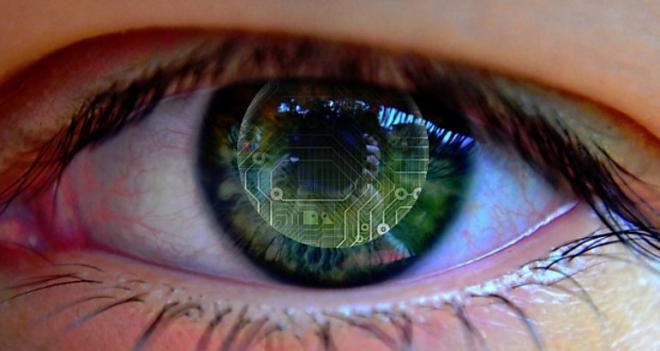 lentes de contacto 3d