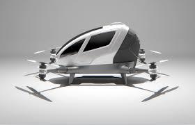 Dron de transporte personal
