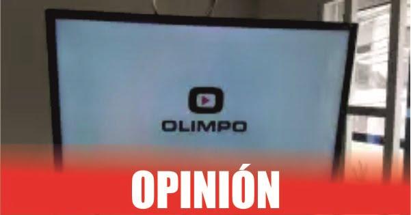 OPINION TV OLIMPO