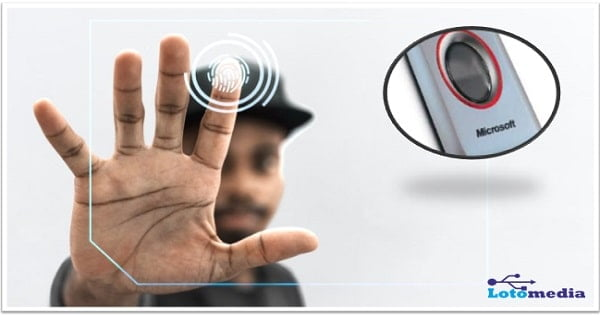 Tipos de sensores biométricos