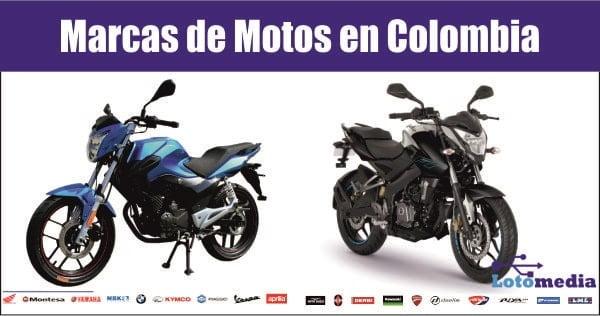 Marcas de motos en Colombia