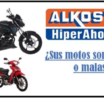calidad de las motos de alkosto