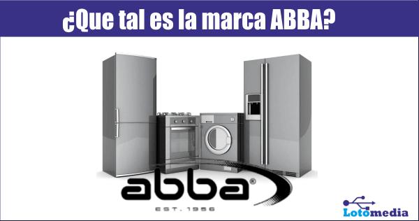 Que tal es la marca ABBA