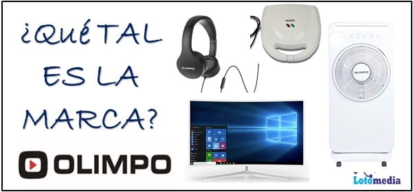 Opiniones sobre la marca Olimpo