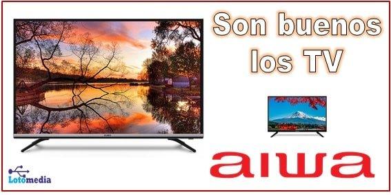 Opiniones acerca de los televisores marca Aiwa