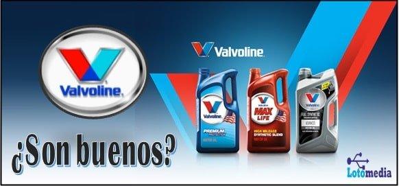 Es bueno el aceite Valvoline