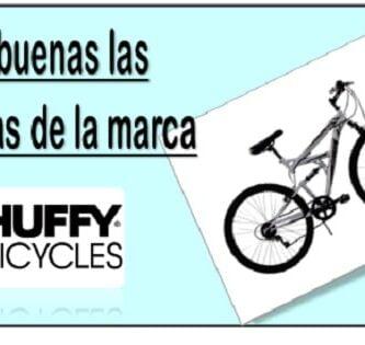 Que tal son las bicicletas huffy