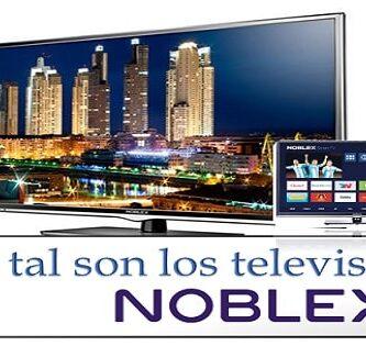 Que tan son los televisores Noblex
