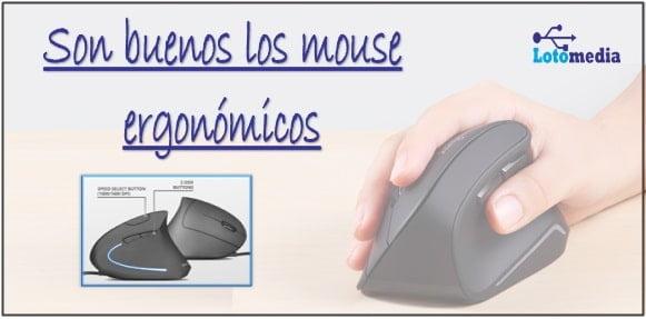 Mouse ergonomico opiniones