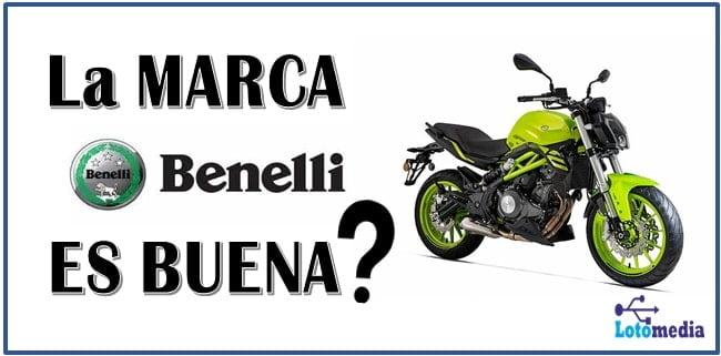 Benelli es buena marca de motos