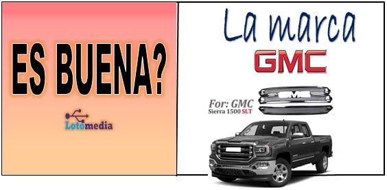 Que tan buena es la marca GMC