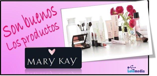 Son buenos los productos Mary Kay